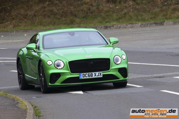 Bentley Continental GT | Big Apple
